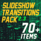 Slideshow Transitions Pack - VideoHive Item for Sale