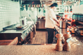 restaurant interior with salt and pepper - PhotoDune Item for Sale