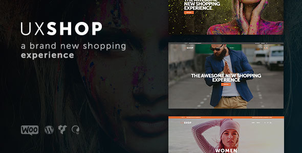 UX Shop – Responsive WooCommerce theme
