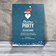 Santa Christmas Party Flyer - GraphicRiver Item for Sale