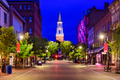 Church Street in Burlington, Vermont - PhotoDune Item for Sale