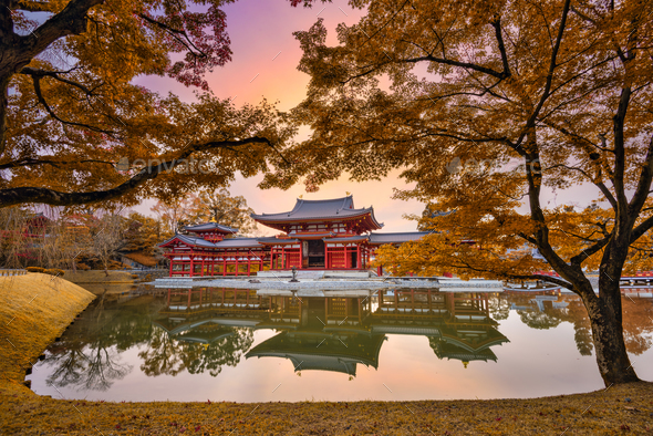 Kyoto in Autumn - Stock Photo - Images