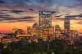 Boston Massachusetts Skyline - PhotoDune Item for Sale