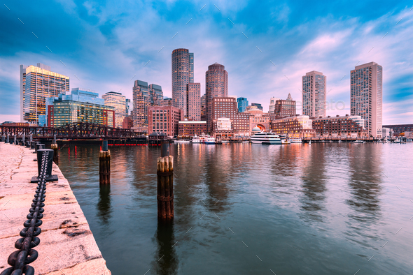 Boston - Stock Photo - Images