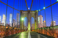 Brooklyn Bridge in New York - PhotoDune Item for Sale