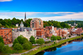 Augusta Maine Skyline - PhotoDune Item for Sale