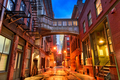 Tribeca Alley in New York - PhotoDune Item for Sale