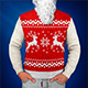 Download Christmas Sweater - Photoshop Actions and Mock-Up from GraphicRiver