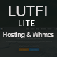 Lutfi Lite - Hosting & Whmcs Template - ThemeForest Item for Sale