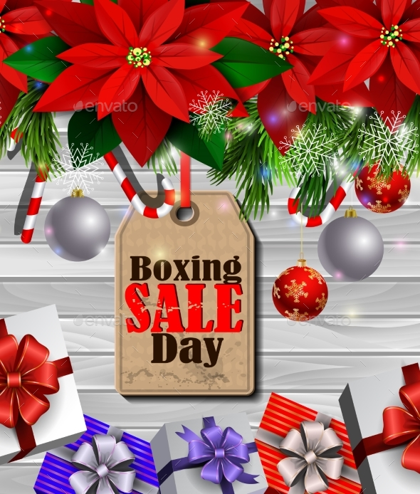 Boxing Day Tag - Christmas Seasons/Holidays
