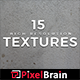 15 Concrete Textures - GraphicRiver Item for Sale