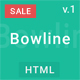 Bowline - Creative HTML5 Template - ThemeForest Item for Sale
