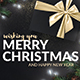 Merry Christmas - Holiday Greeting Card - GraphicRiver Item for Sale