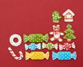 Corner frame of Christmas cookies - PhotoDune Item for Sale