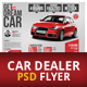 Car Dealer Flyer / Magazine Ad - GraphicRiver Item for Sale
