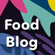 Food Blog - WordPress theme for personal food recipe blog Nulled