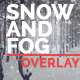 Realistic Snow and Fog essentials Overlays Winter Package in 4K Ultra HD - VideoHive Item for Sale