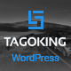 Tagoking - Logistics WordPress theme - ThemeForest Item for Sale