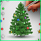 Christmas Tree and Toys - Isolated Objects Collection - GraphicRiver Item for Sale