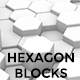 Hexagon Blocks Rotation Pack #1 - VideoHive Item for Sale
