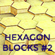 Hexagon Blocks Rotation Pack #2 - VideoHive Item for Sale