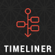 Timeliner | Responsive Timeline Blogging WP Theme Nulled