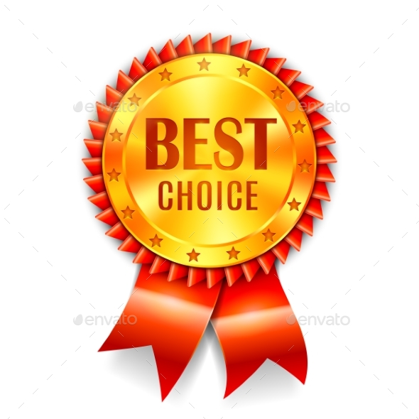 Best Choice Award by timurock | GraphicRiver