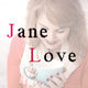 Jane Love - CV/Resume WordPress Theme Nulled