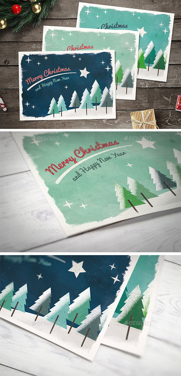 Christmas Card - Holiday Greeting Cards