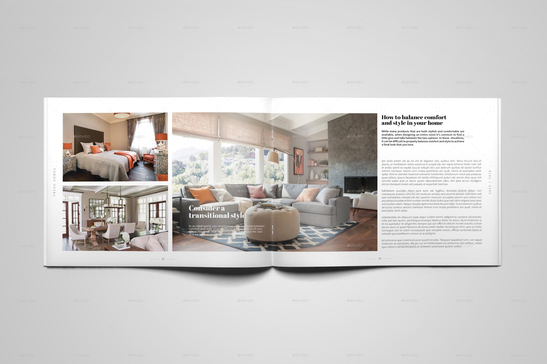 Interior design brochure catalog by digital infusion for Interior brochure designs