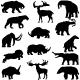 Primitive Animals - GraphicRiver Item for Sale