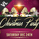 Christmas Party Poster / Flyer V02 - GraphicRiver Item for Sale