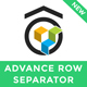 Advance Row Separator Add On for Visual Composer