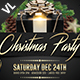 Christmas Party Poster / Flyer V04 - GraphicRiver Item for Sale