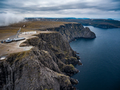 North Cape (Nordkapp) aerial photography, - PhotoDune Item for Sale