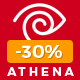 Athena - Fashion eCommerce PSD Template - ThemeForest Item for Sale