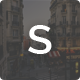 Saint - Minimal Grid Based Tumblr Theme Nulled
