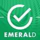 EMERALD a creative portfolio HTML template - ThemeForest Item for Sale
