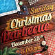 Christmas BBQ Flyer - GraphicRiver Item for Sale