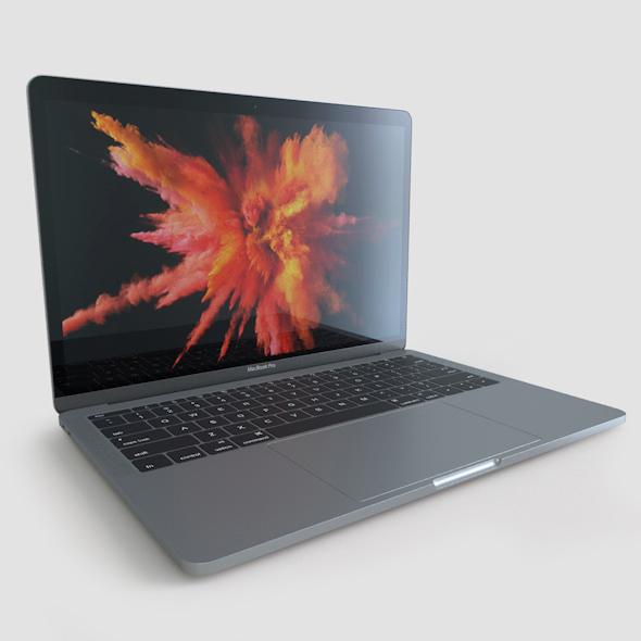 Apple MacBook Pro 13 2016 - 3DOcean Item for Sale