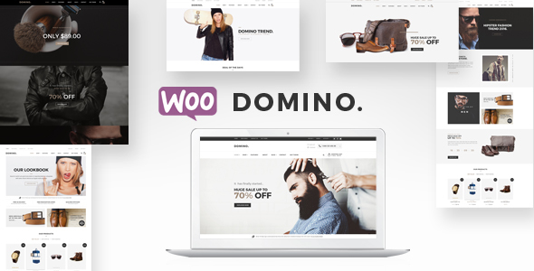 Domino – Fashion Responsive WordPress Theme