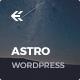 Astro - Responsive WordPress Blog Theme Nulled