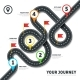 Navigation Winding Road Vector Way Map Infographic - GraphicRiver Item for Sale