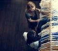 Clothes Shop Costume Dress Fashion Store Style Concept - PhotoDune Item for Sale