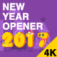 New Year Opener - VideoHive Item for Sale