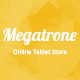 Megatrone - Responsive Shopify theme Nulled