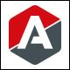Auto Hex - Letter A Logo - GraphicRiver Item for Sale