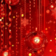 Christmas Red Balls Background - VideoHive Item for Sale