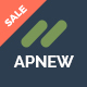 Apnew - WordPress Landing Page Theme