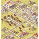 Vector Isometric Low Poly City - GraphicRiver Item for Sale